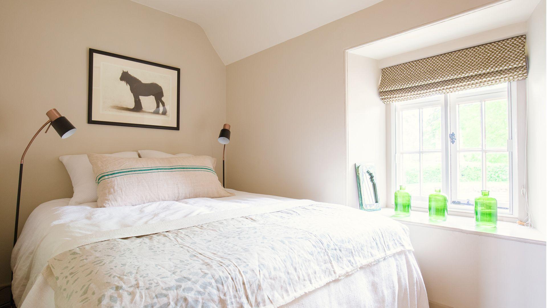 Bedroom Two, Monument Cottage, Bolthole Retreats