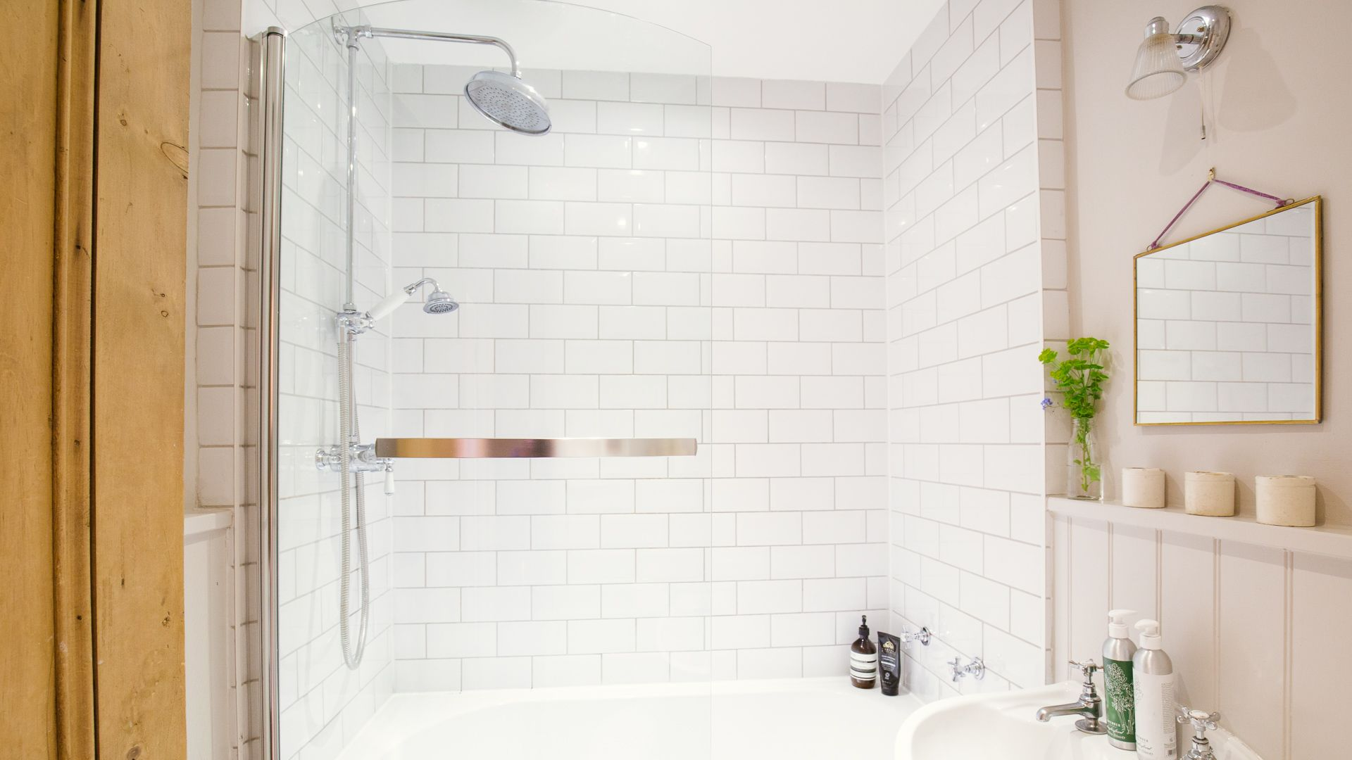 Bathroom, Monument Cottage, Bolthole Retreats