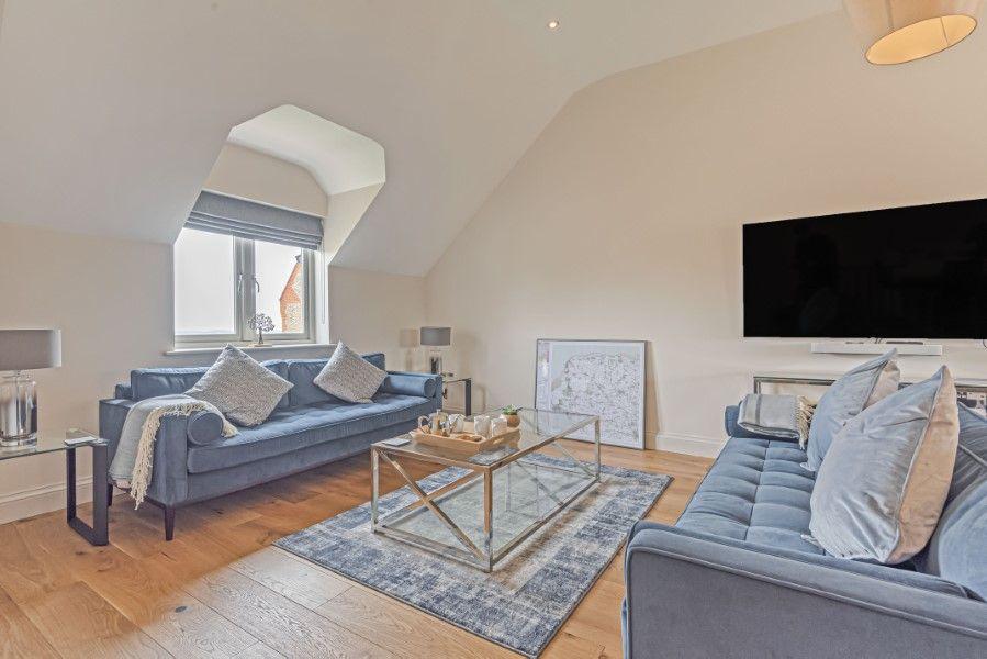 Charlotte Cottage | Sitting area
