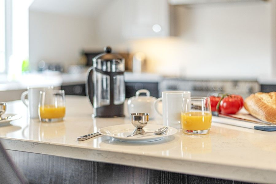 Charlotte Cottage | Breakfast