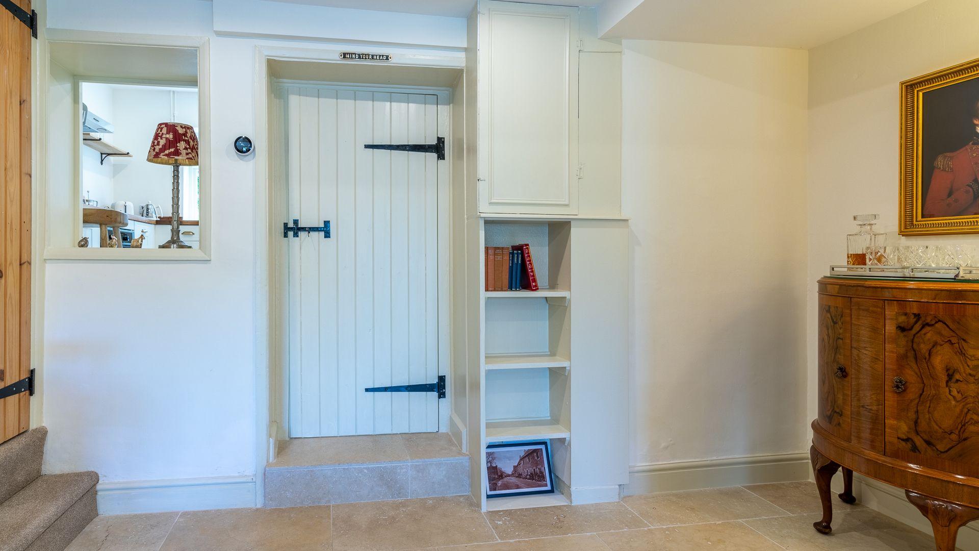 Door into Kitchen, Poppy Cottage, Bolthole Retreats
