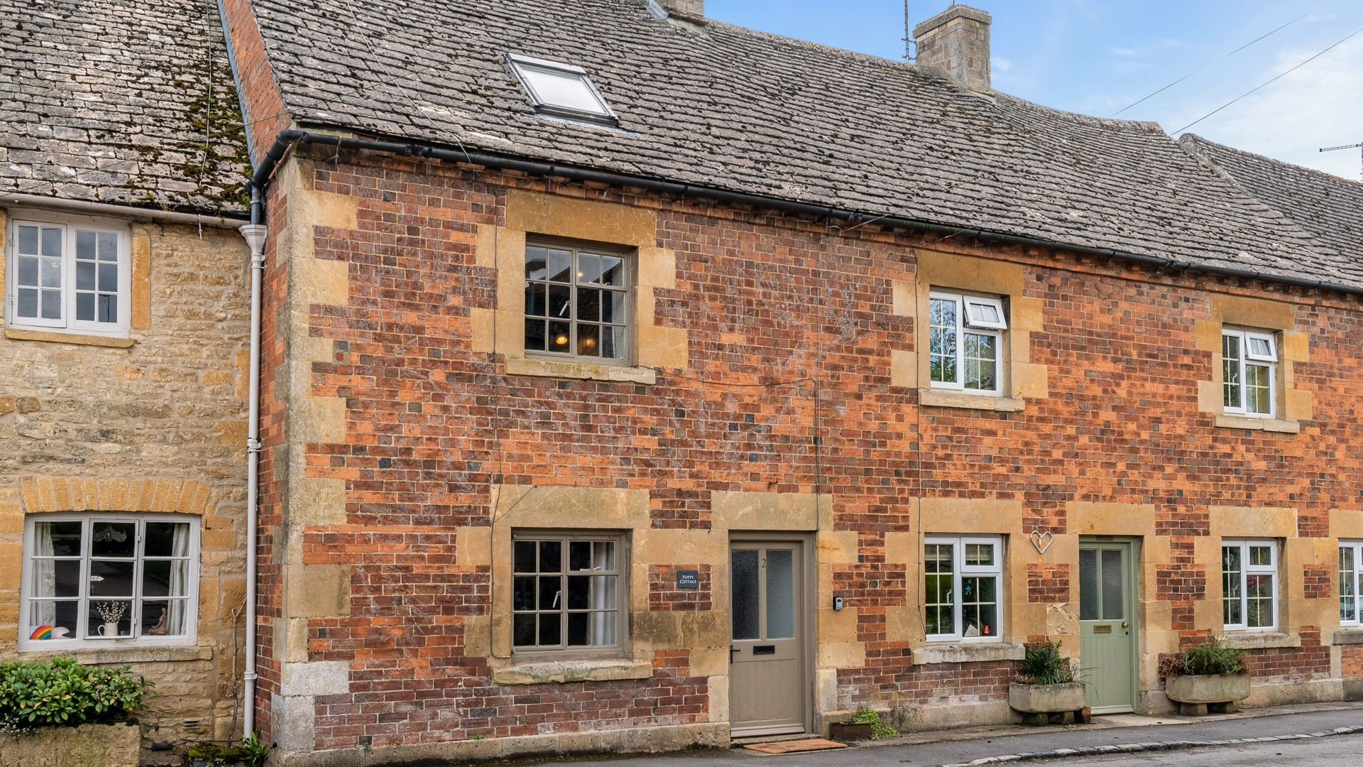 Street View, Poppy Cottage, Bolthole Retreats