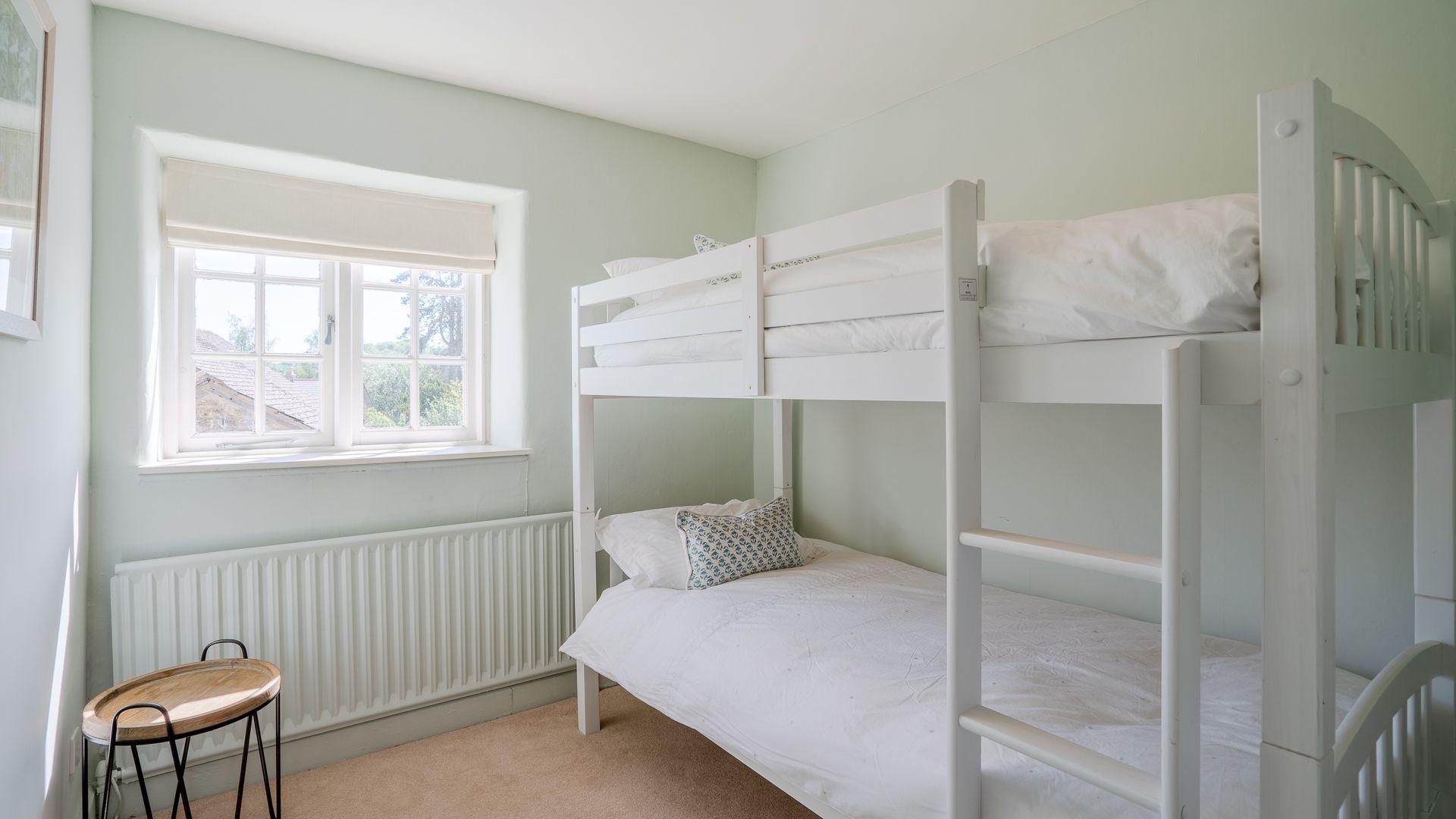 Bedroom Three, Colebrook Cottage, Bolthole Retreats