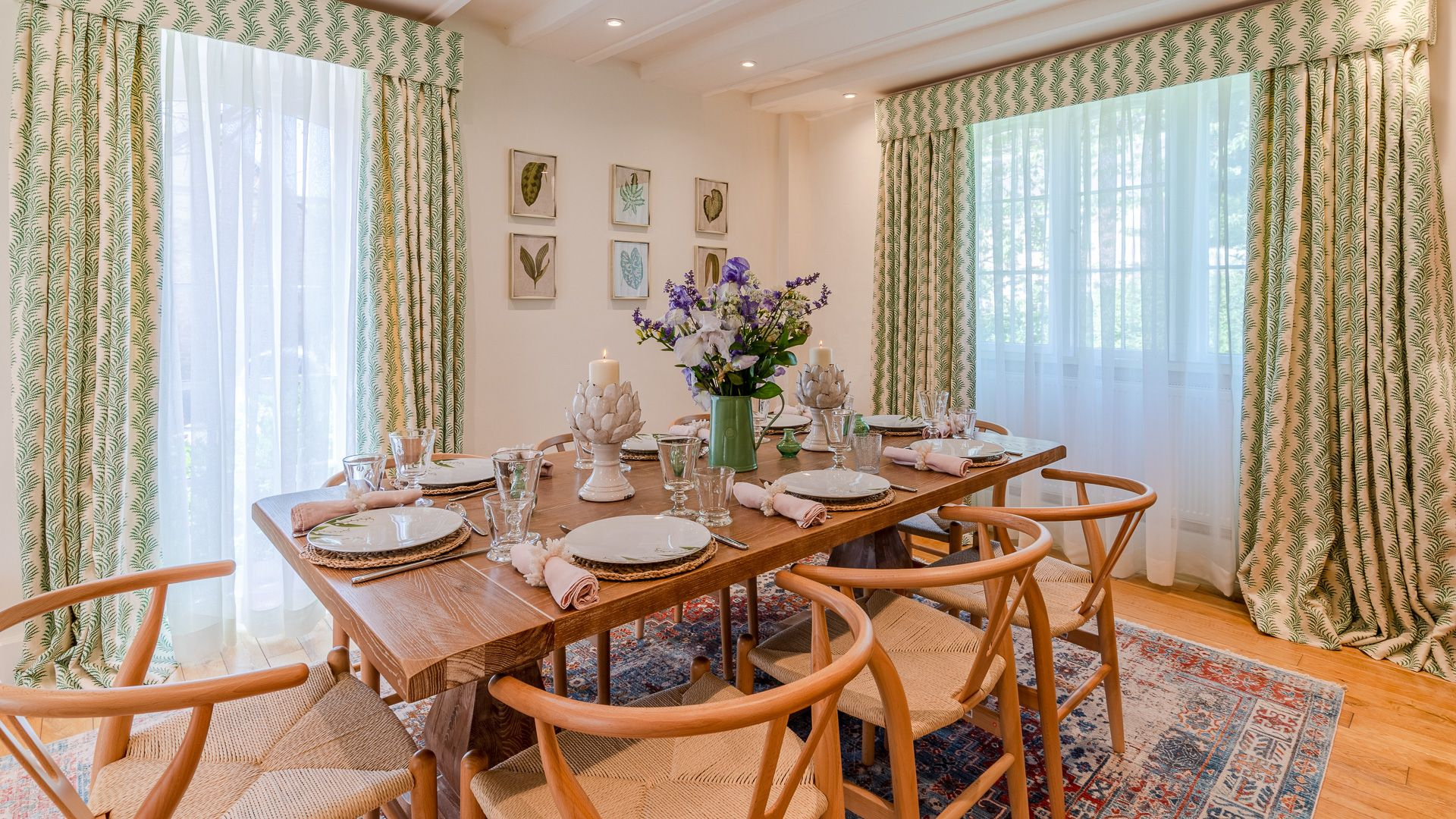 Dining Room, Colebrook Cottage, Bolthole Retreats