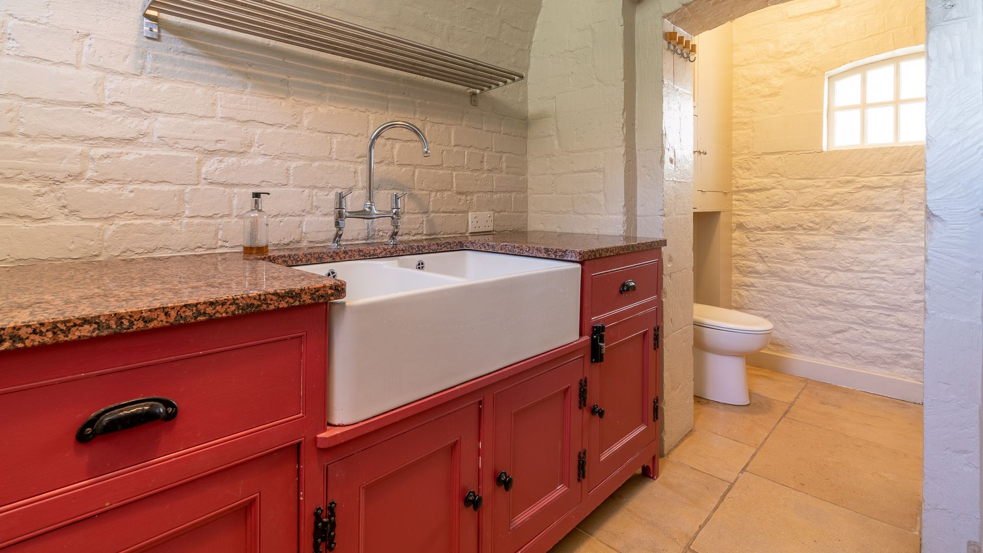 Utility Room, Colebrook Cottage, Bolthole Retreats