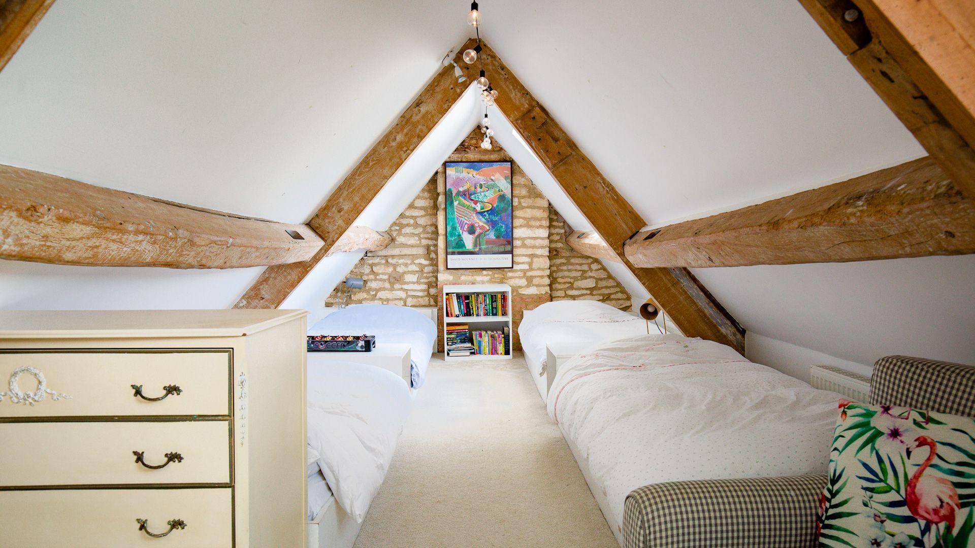 Bedroom Four, Corn Close, Bolthole Retreats