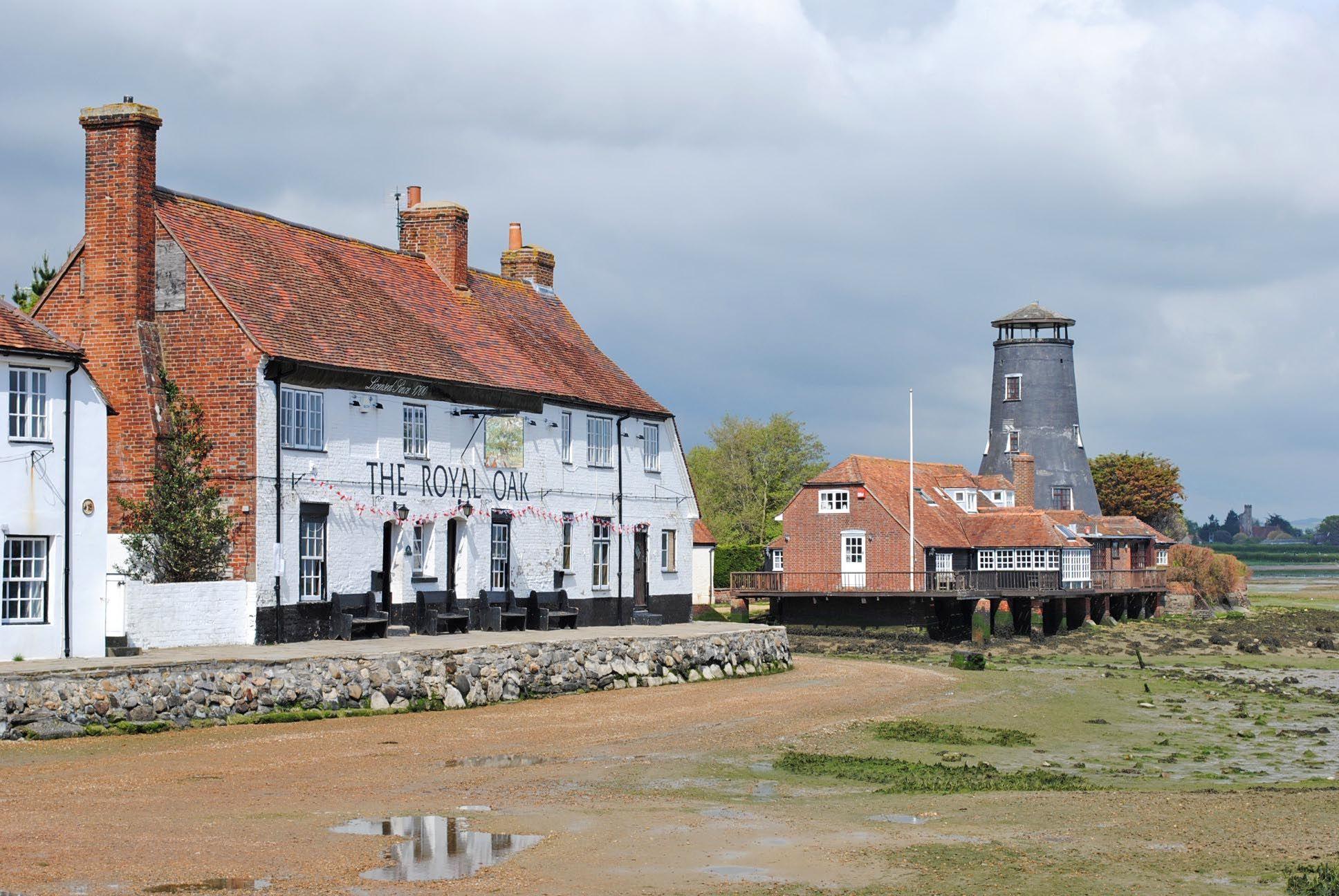 Tides Cottage - Langstone
