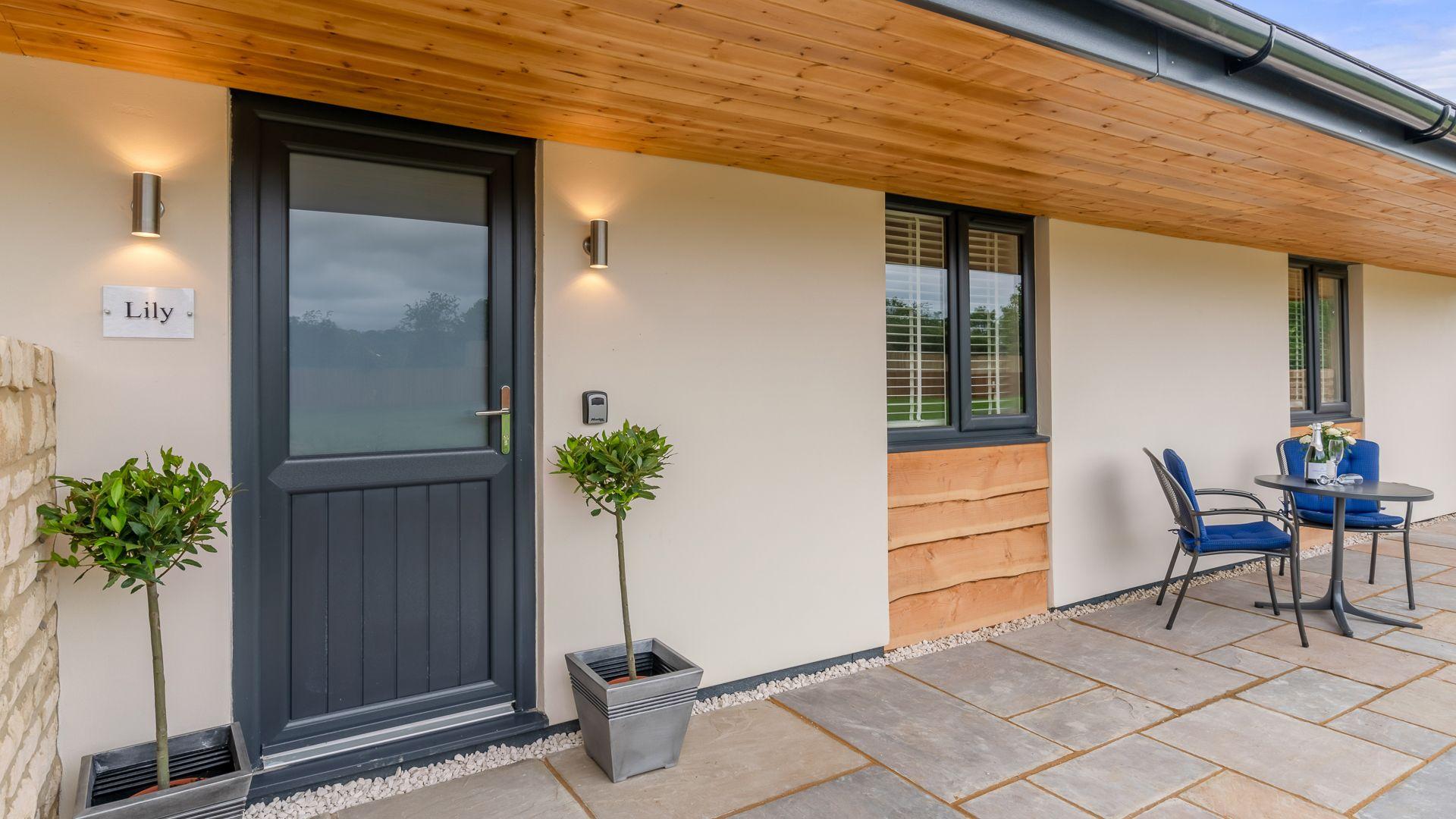 Exterior, Lily Barn at Laburnum Farm Estate, Bolthole Retreats