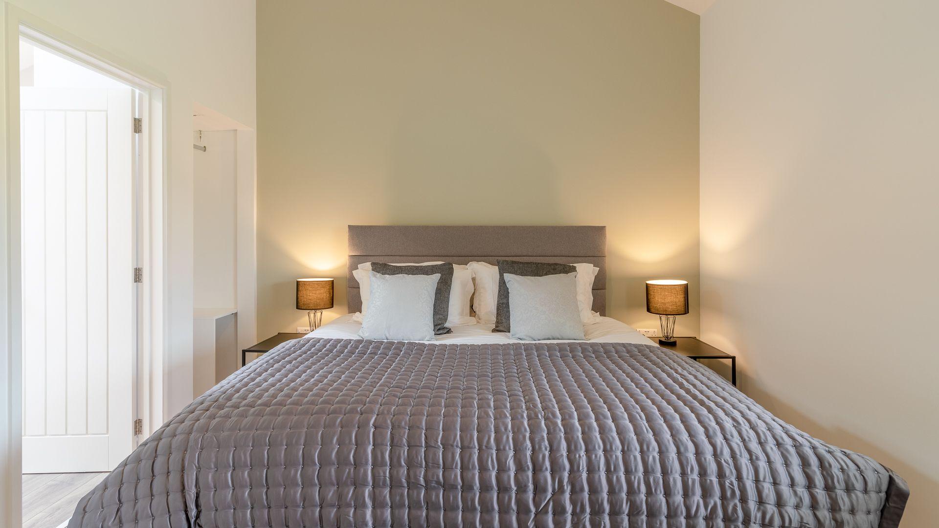 Bedroom, Lily Barn at Laburnum Farm Estate, Bolthole Retreats