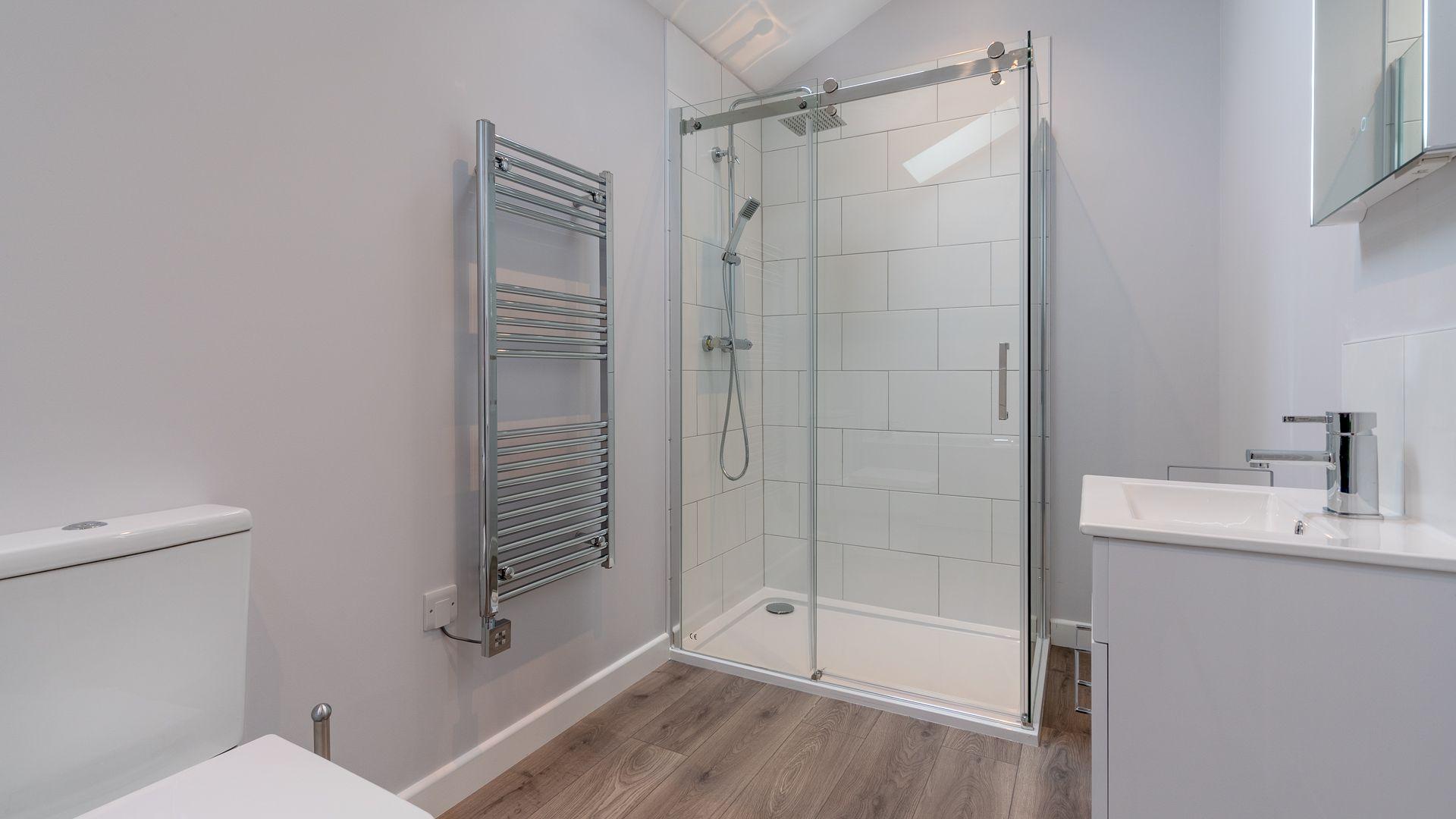 Bathroom, Rose Barn, Laburnum Farm Estate, Bolthole Retreats