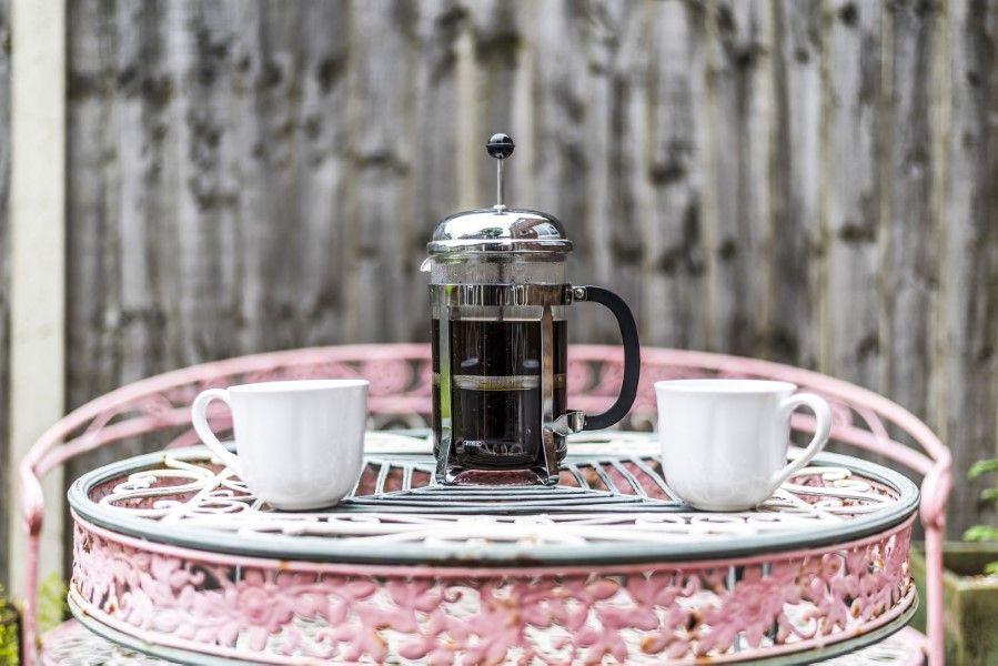 Skiddaw | Coffee time