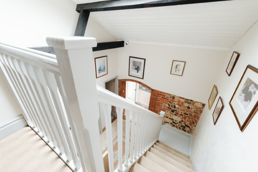 Sextons Barn | Stairs