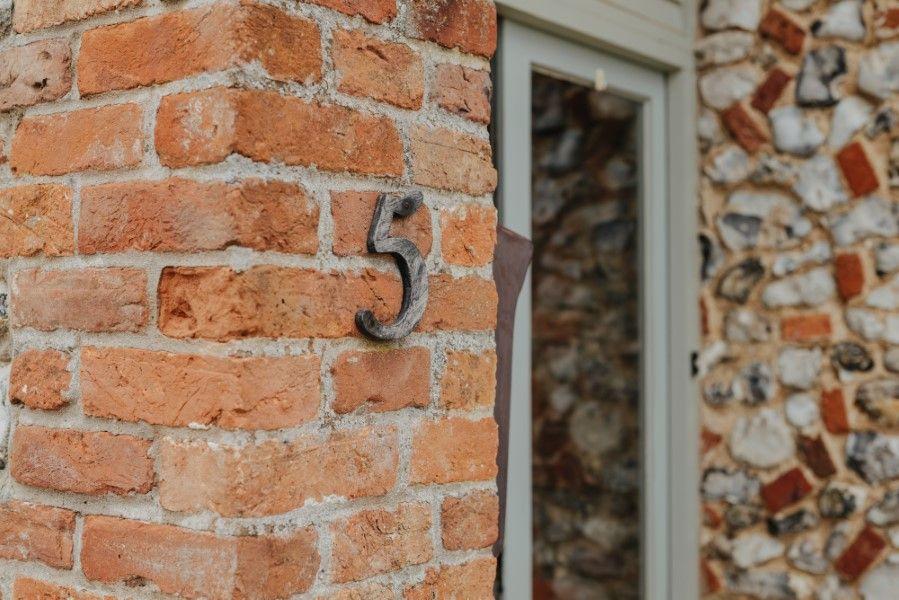 Sextons Barn | Front door