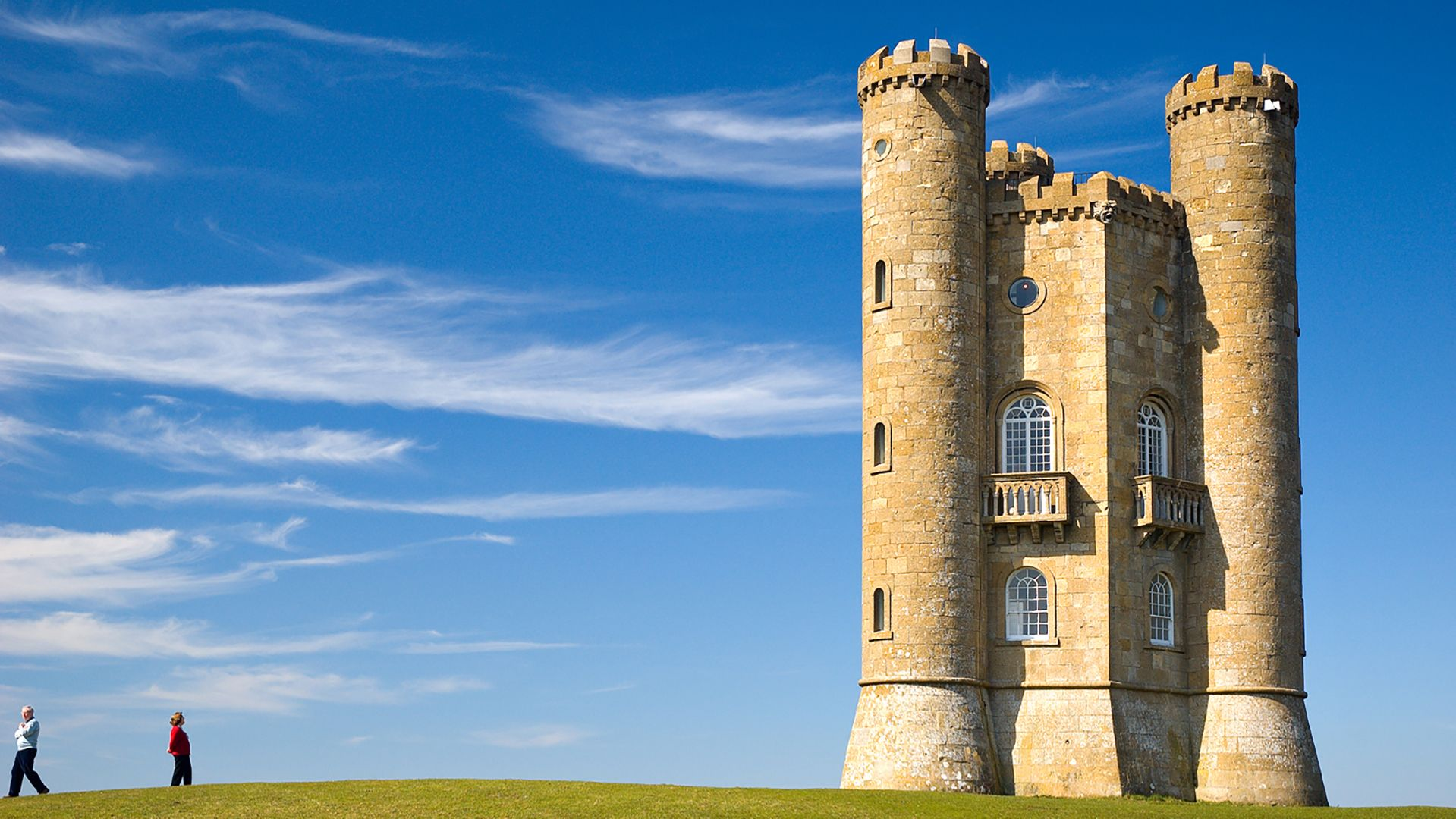 Nearby Broadway Tower, Bolthole Retreats