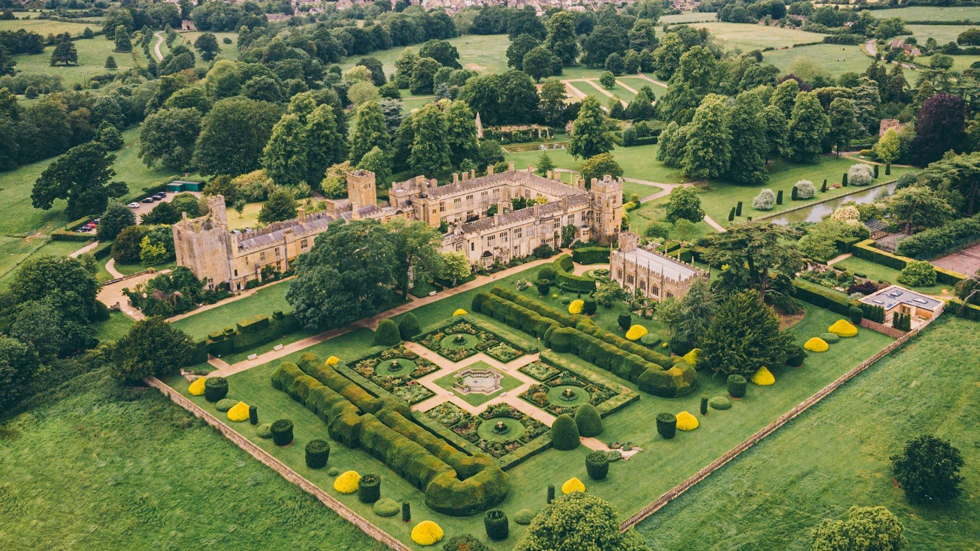 Sudeley Castle, Winchcombe, Bolthole Retreats
