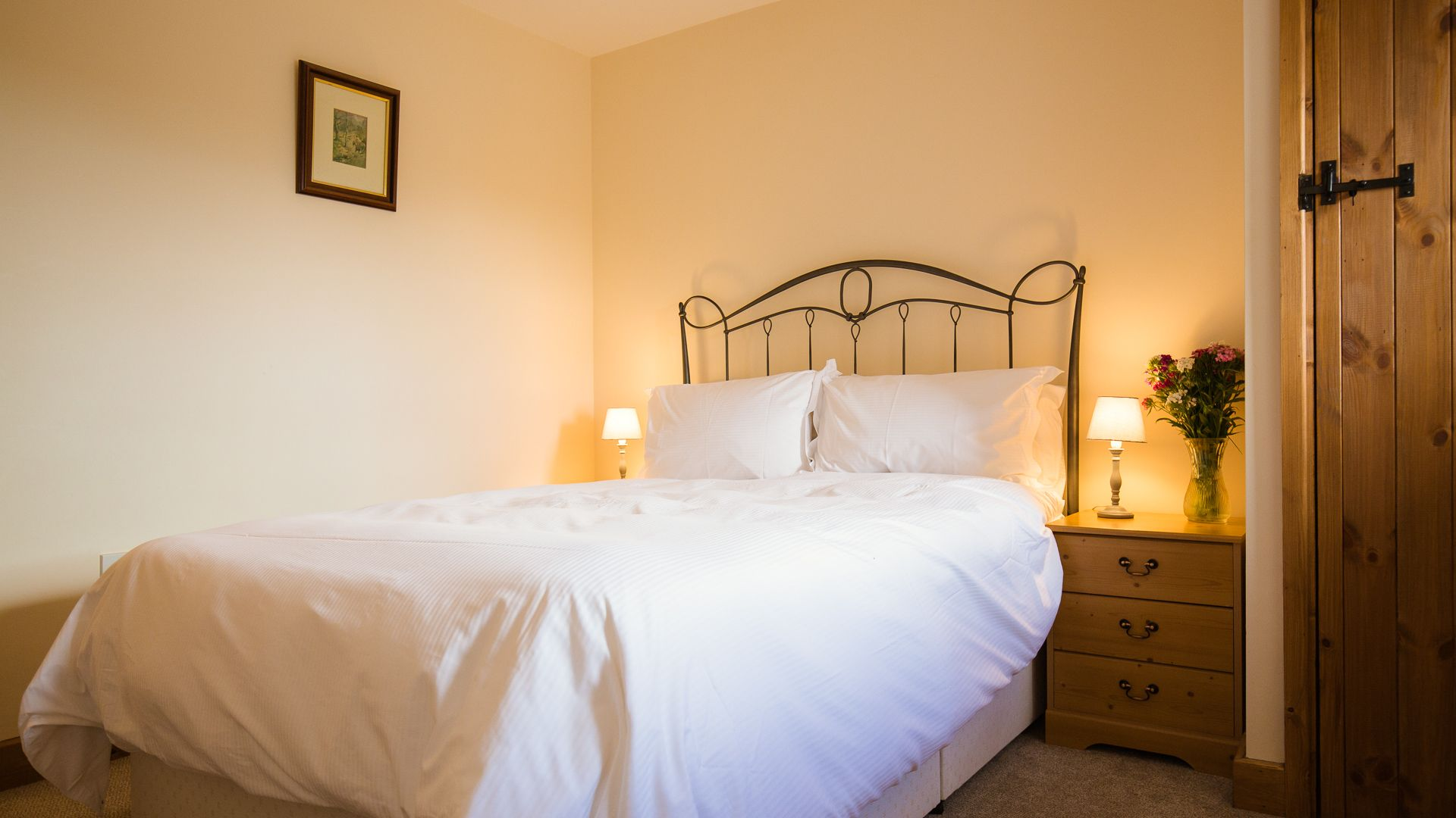 Bedroom One, The Gallery, Bolthole Retreats