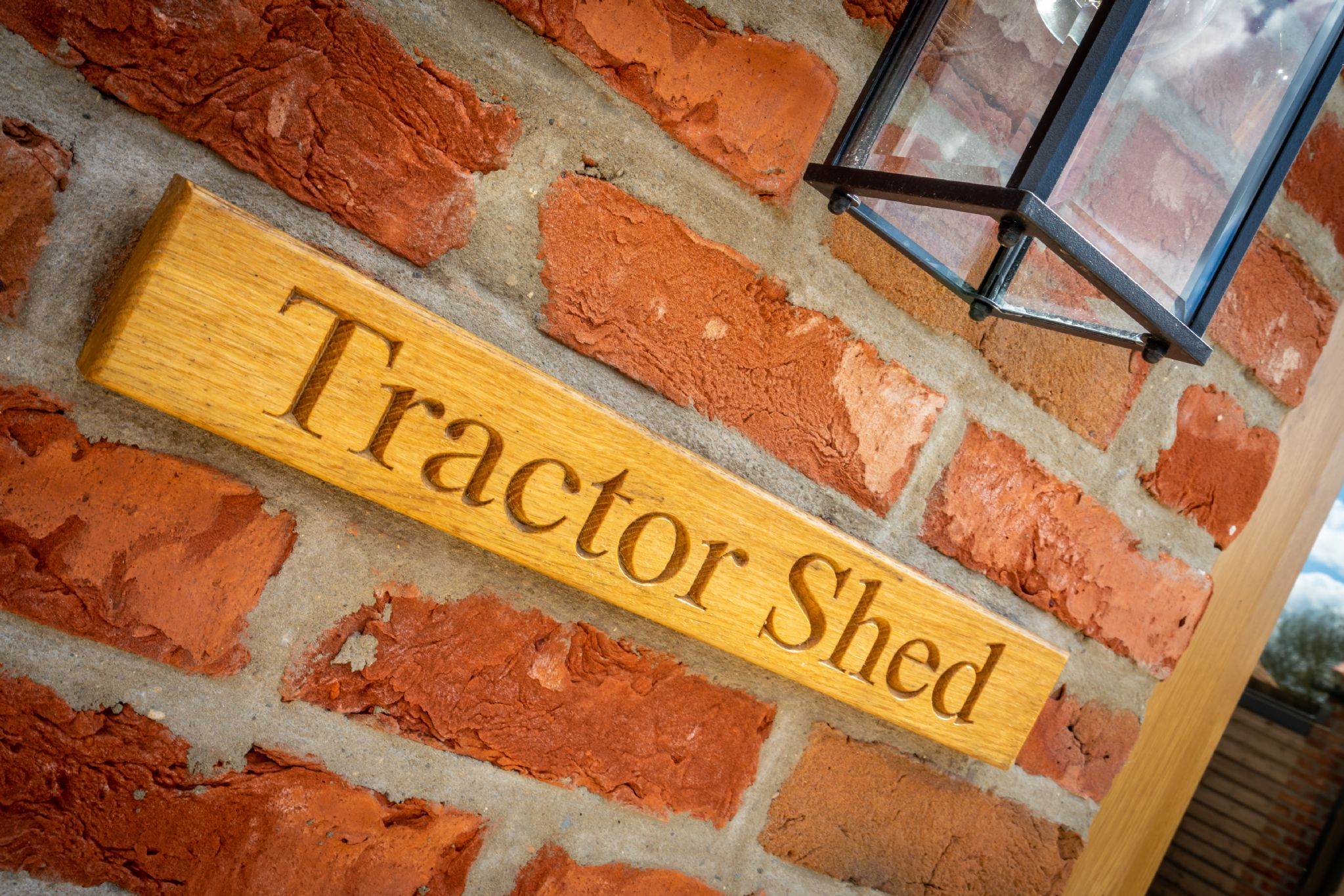 Brecks Farm - The Tractor Shed