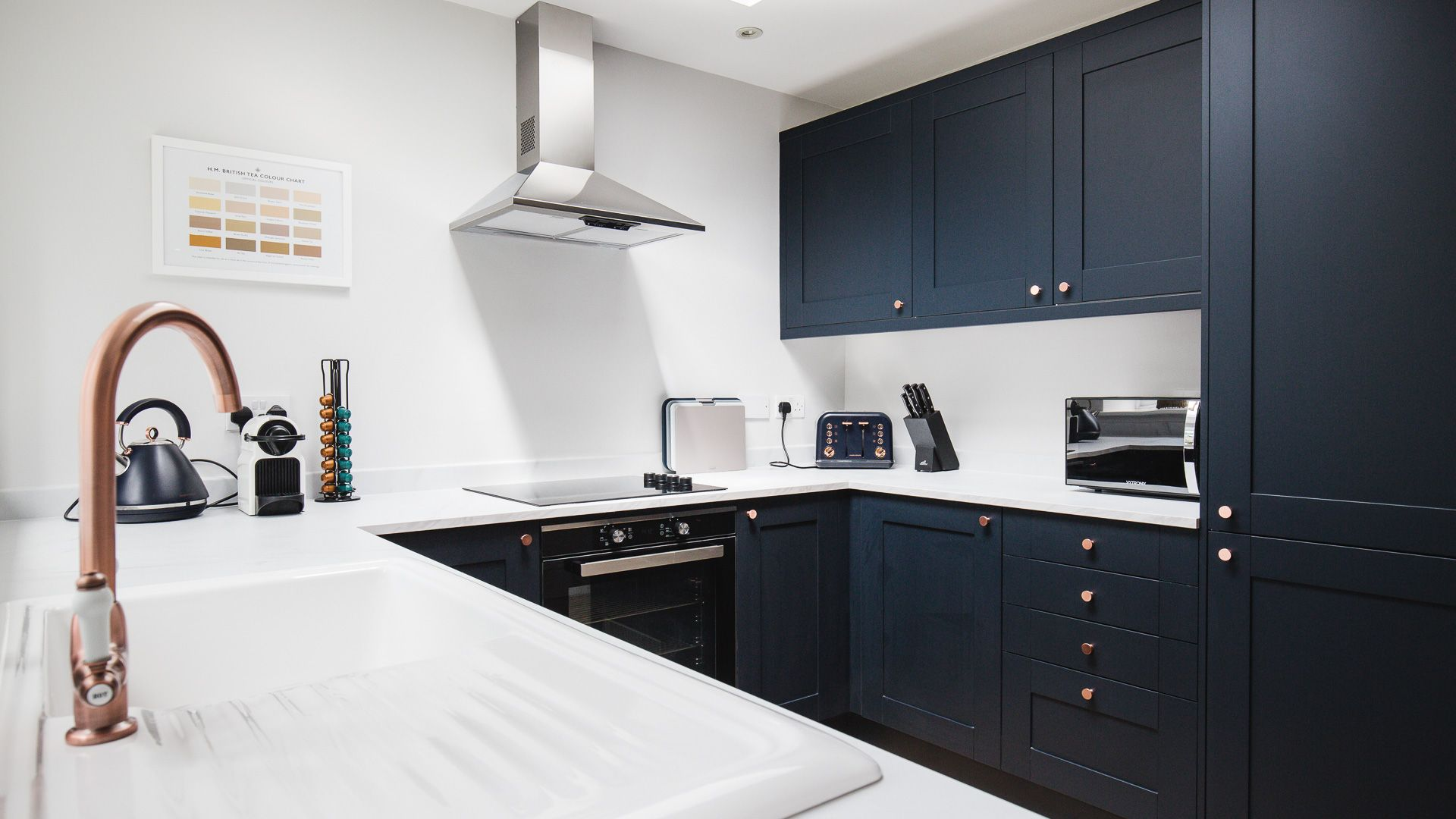 Kitchen, Field View, Bolthole Retreats