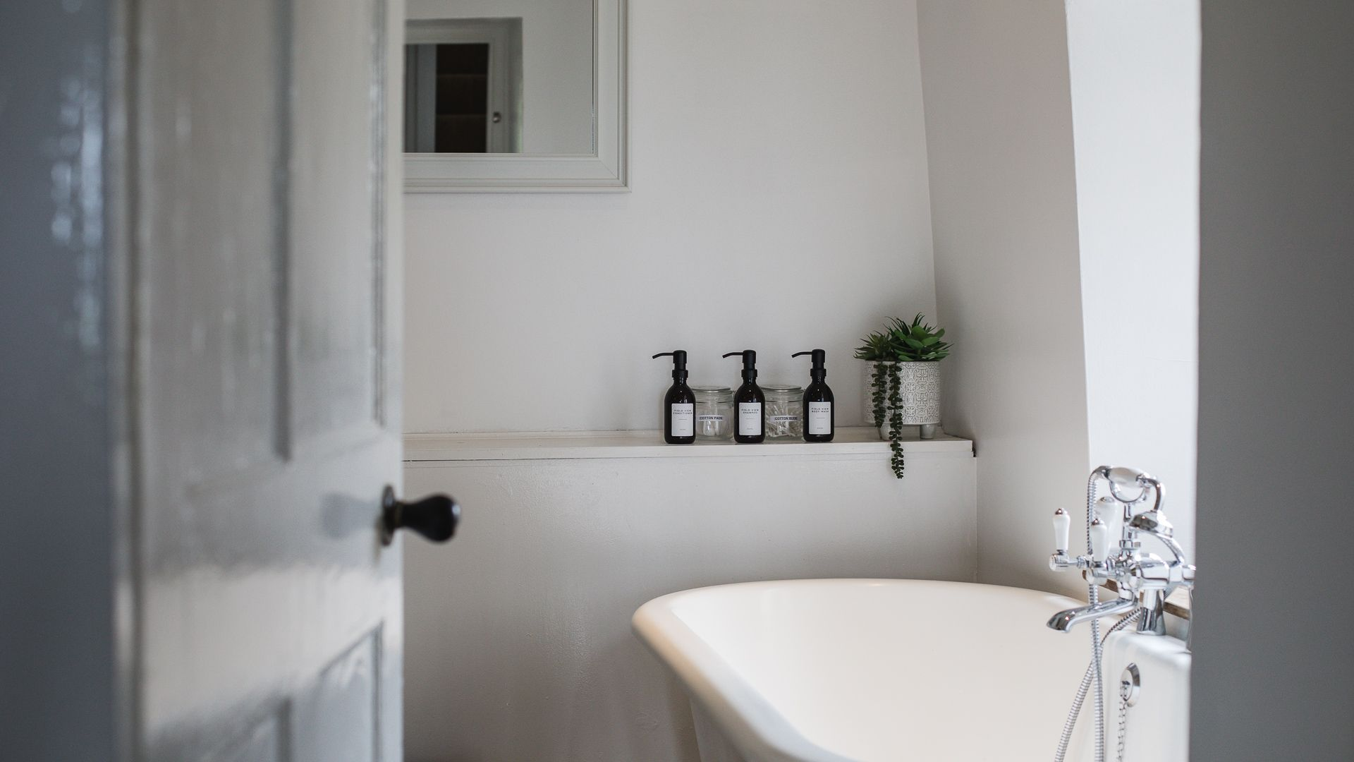Bathroom, Field View, Bolthole Retreats