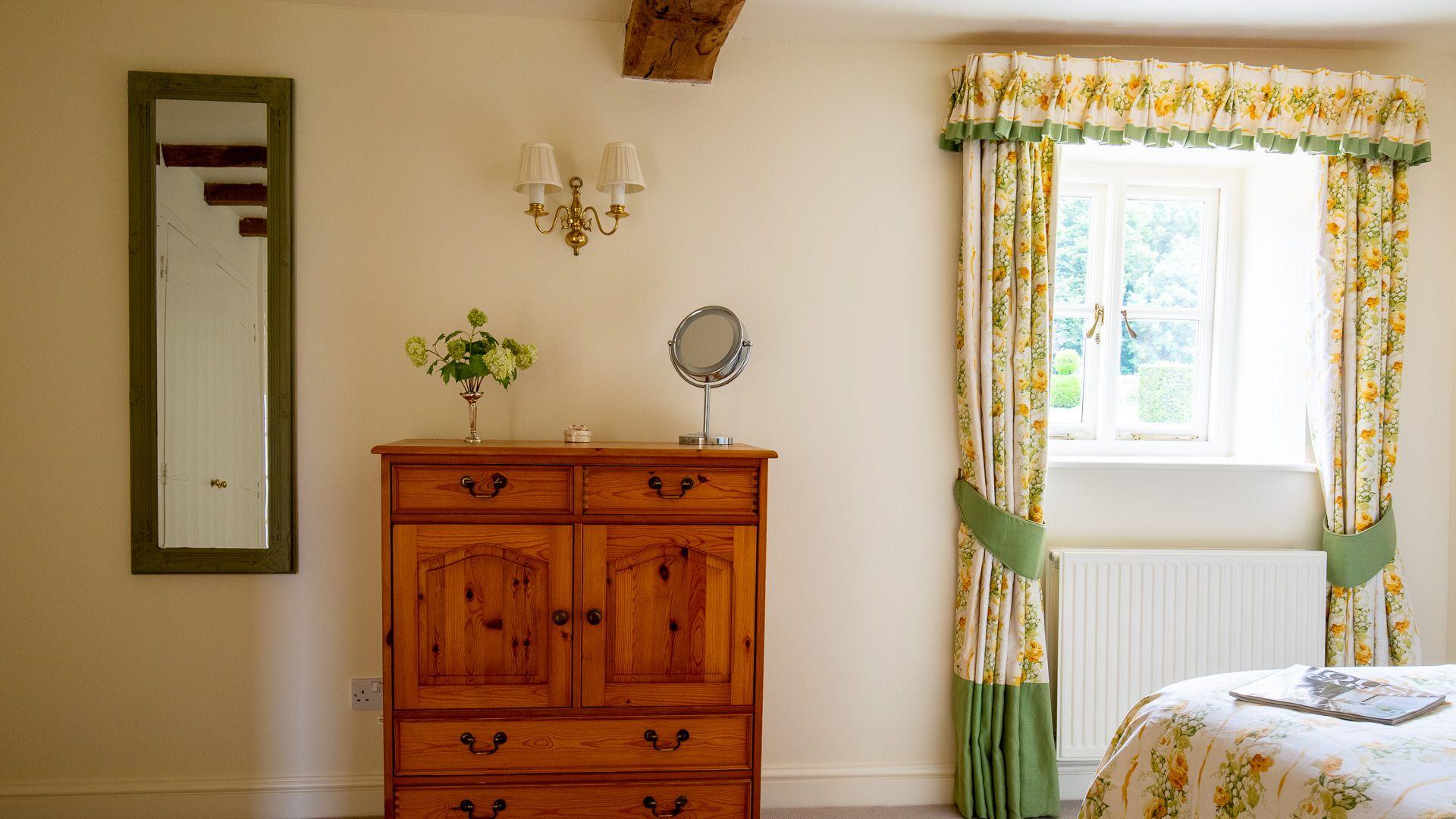 Bedroom One, Hayloft at Newbarn Farm, Bolthole Retreats