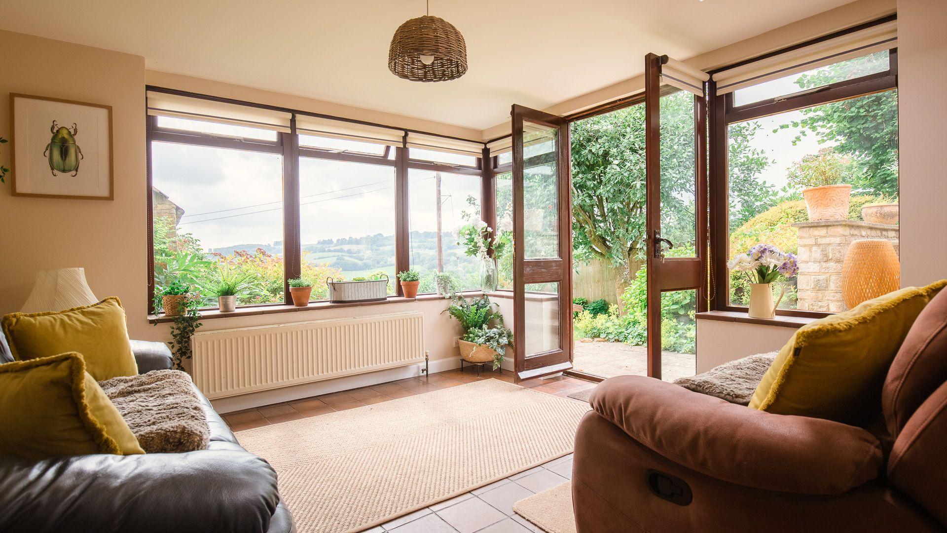 Garden Room, Lark Rise Cottage, Bolthole Retreats
