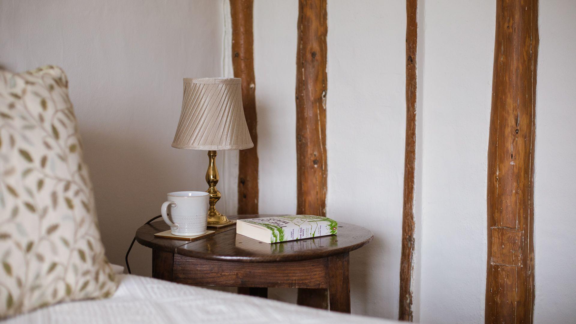 Bedroom One, Lark Rise Cottage, Bolthole Retreats