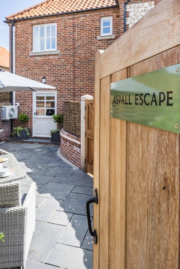 Aspall Escape | Entrance