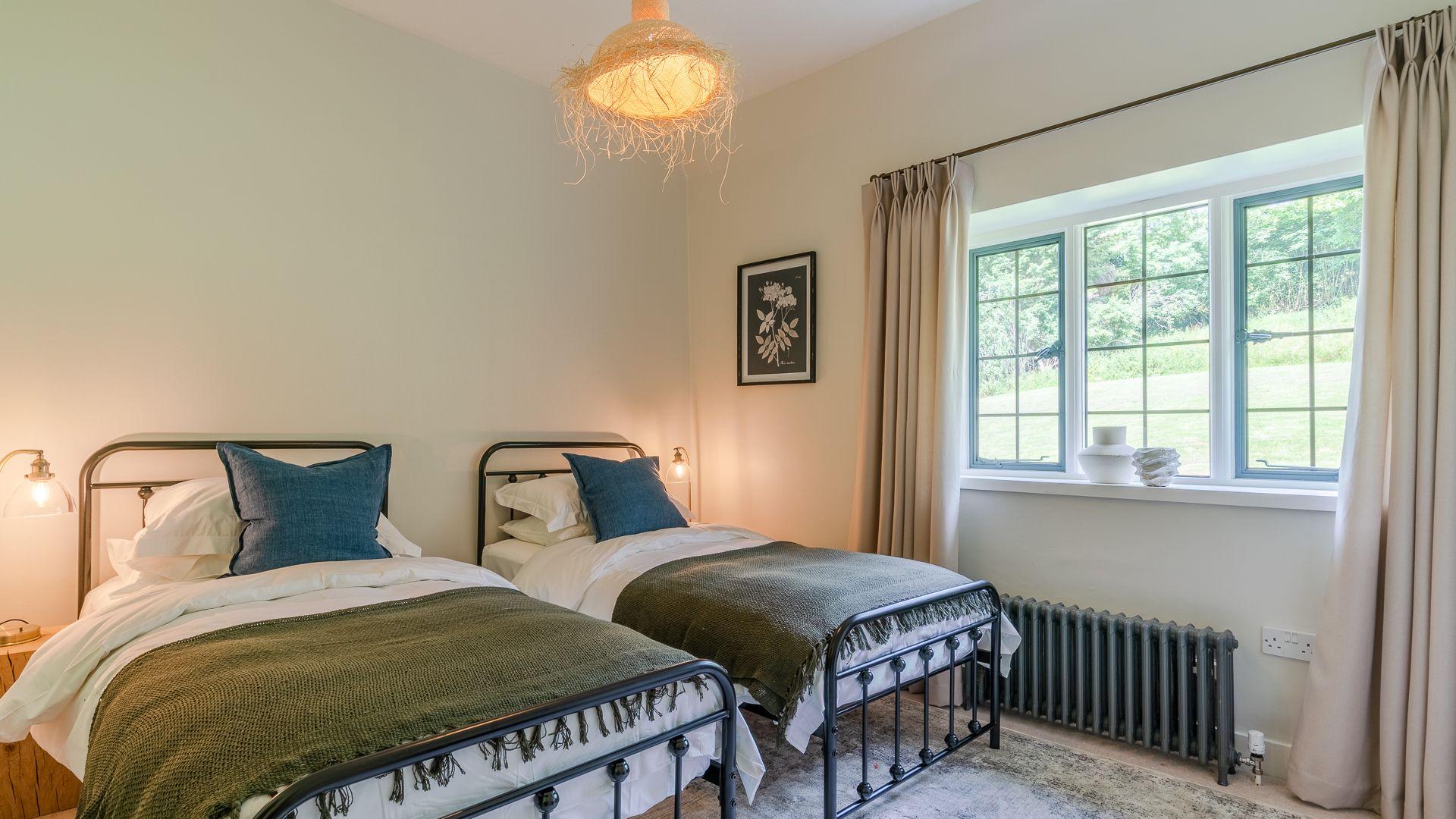 Bedroom Three, Court Cottage, Bolthole Retreats