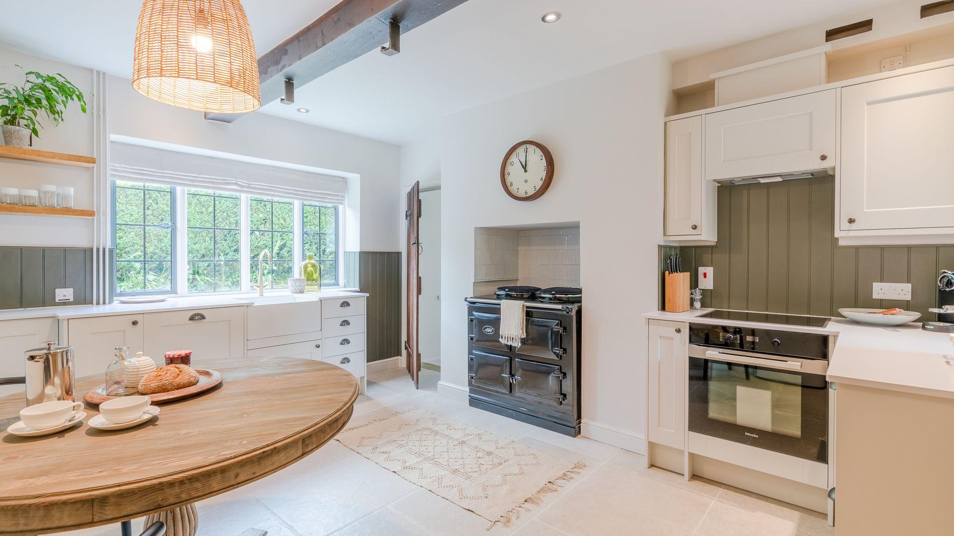 Kitchen, Court Cottage, Bolthole Retreats