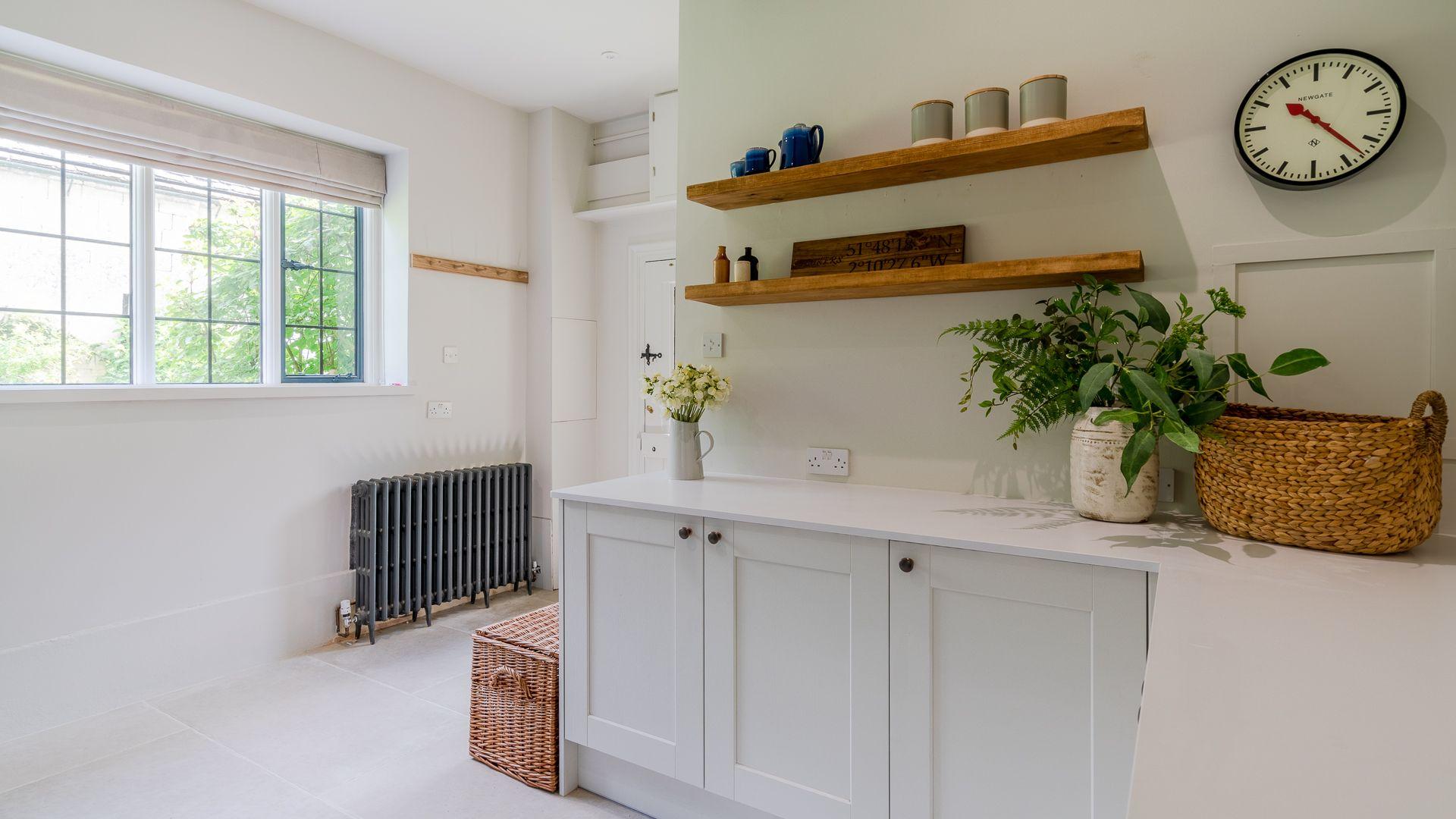 Utility Room, Court Cottage, Bolthole Retreats