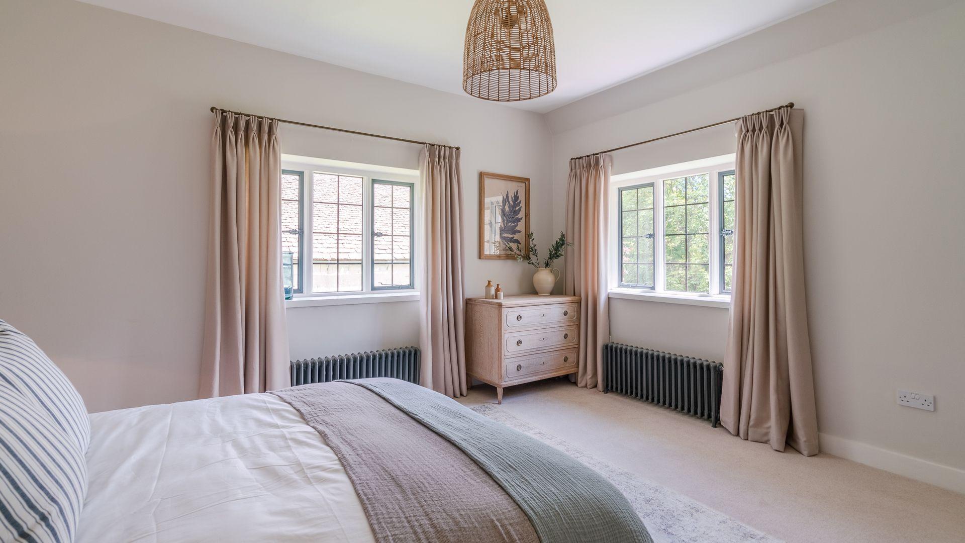Bedroom Four, Court Cottage, Bolthole Retreats