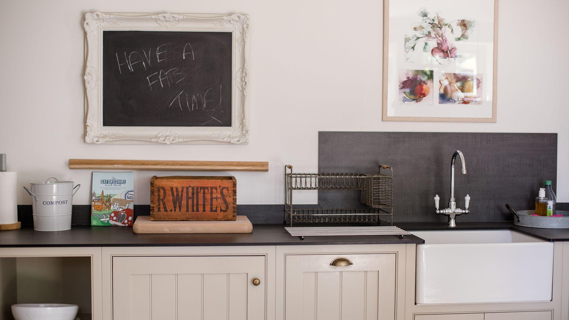 Kitchen, Apple Store Cottage, Charlbury