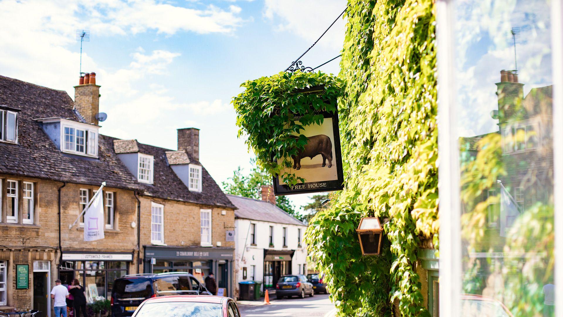The Bull on Park Street, Charlbury