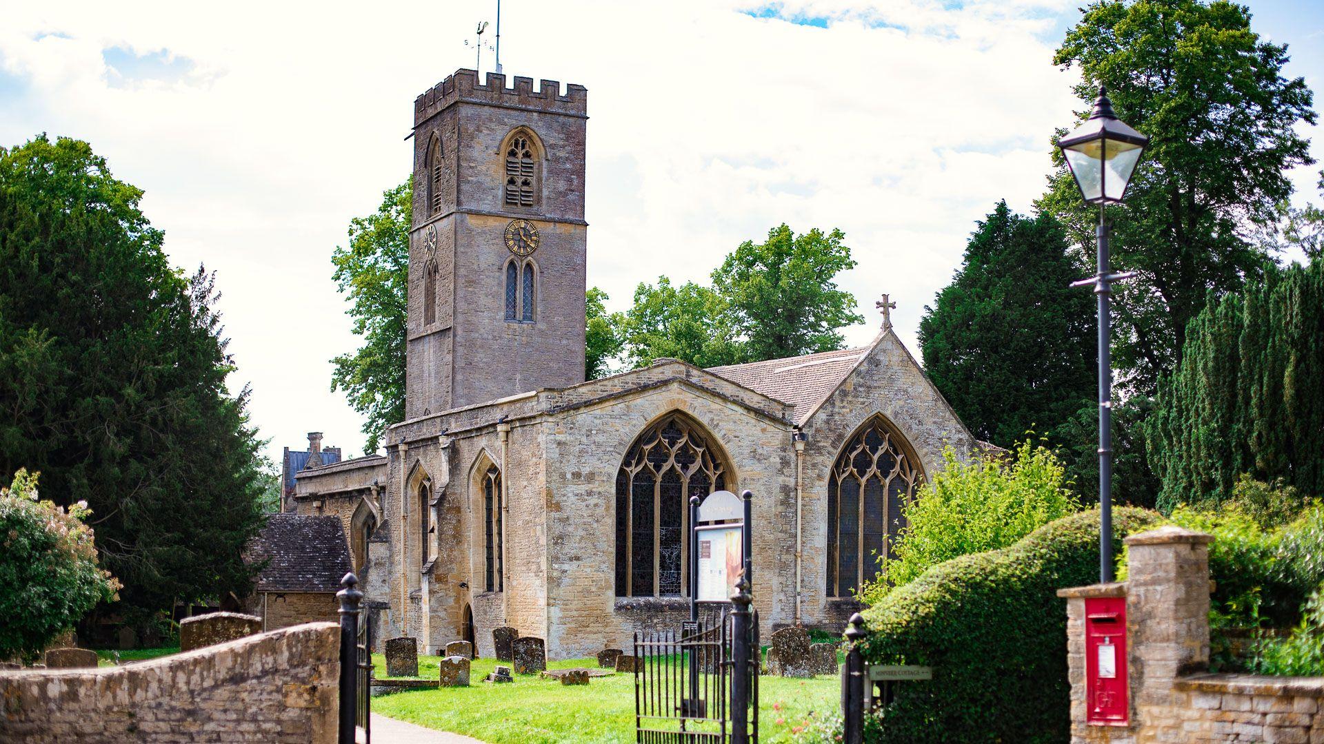 St Mary's Church, Charlbury