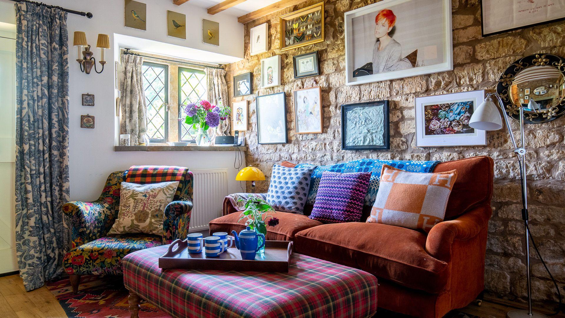 Living Room, Lily Cottage, Bolthole Retreats