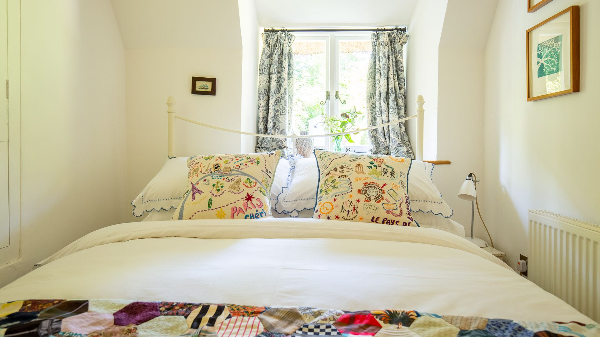 Bedroom Two, Lily Cottage, Bolthole Retreats