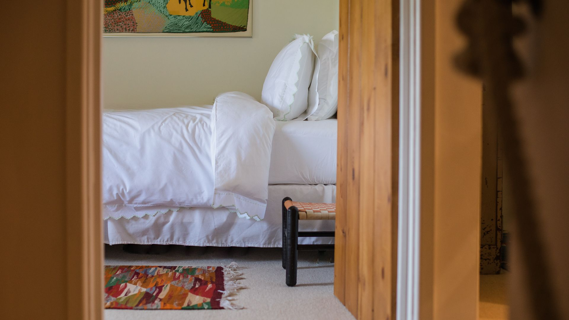 Bedroom One, Lily Cottage, Bolthole Retreats