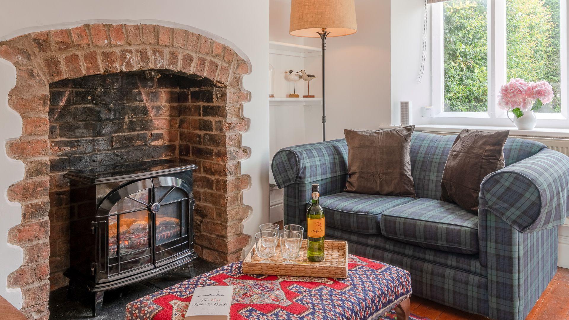Living room, Springfield, Bolthole Retreats