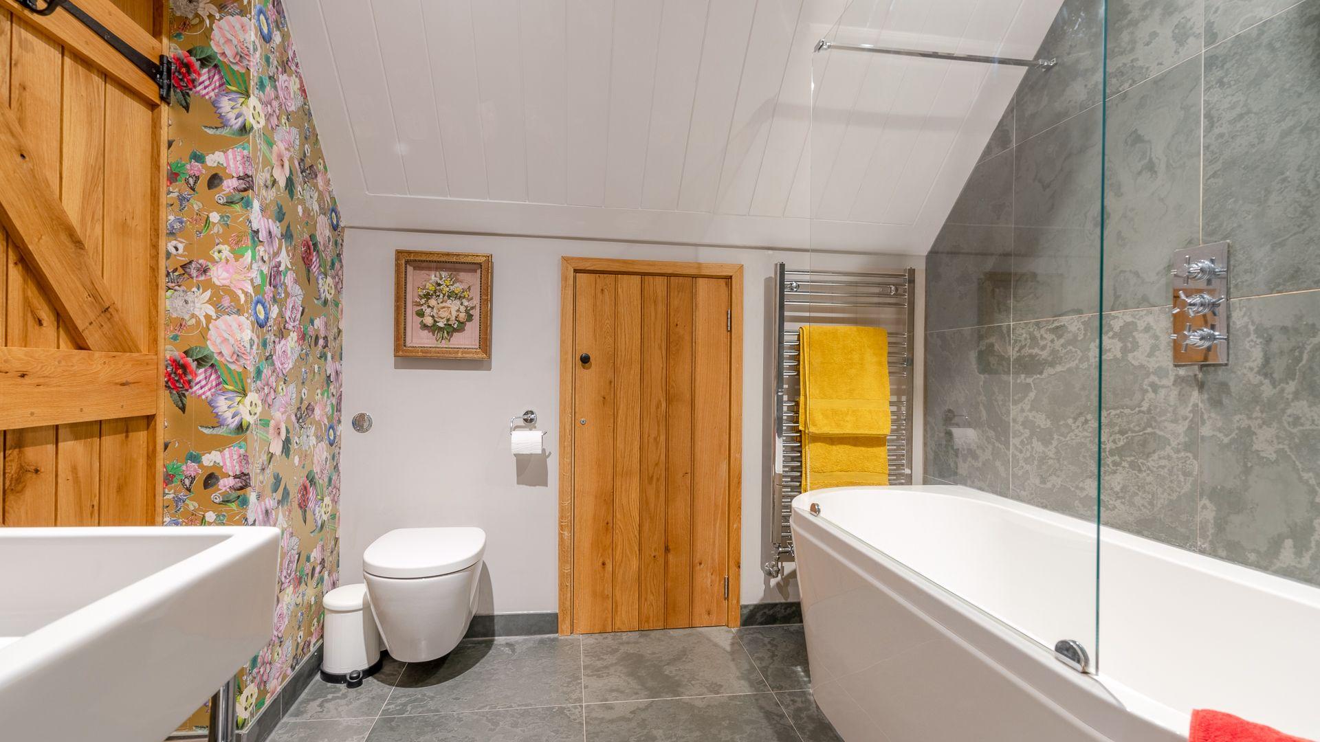 Bathroom, Little Coach House, Bolthole Retreats