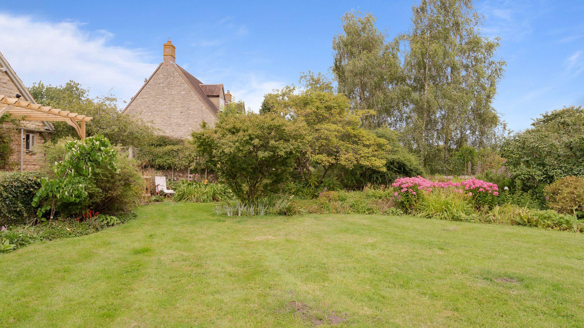 Garden, Little Coach House, Bolthole Retreats
