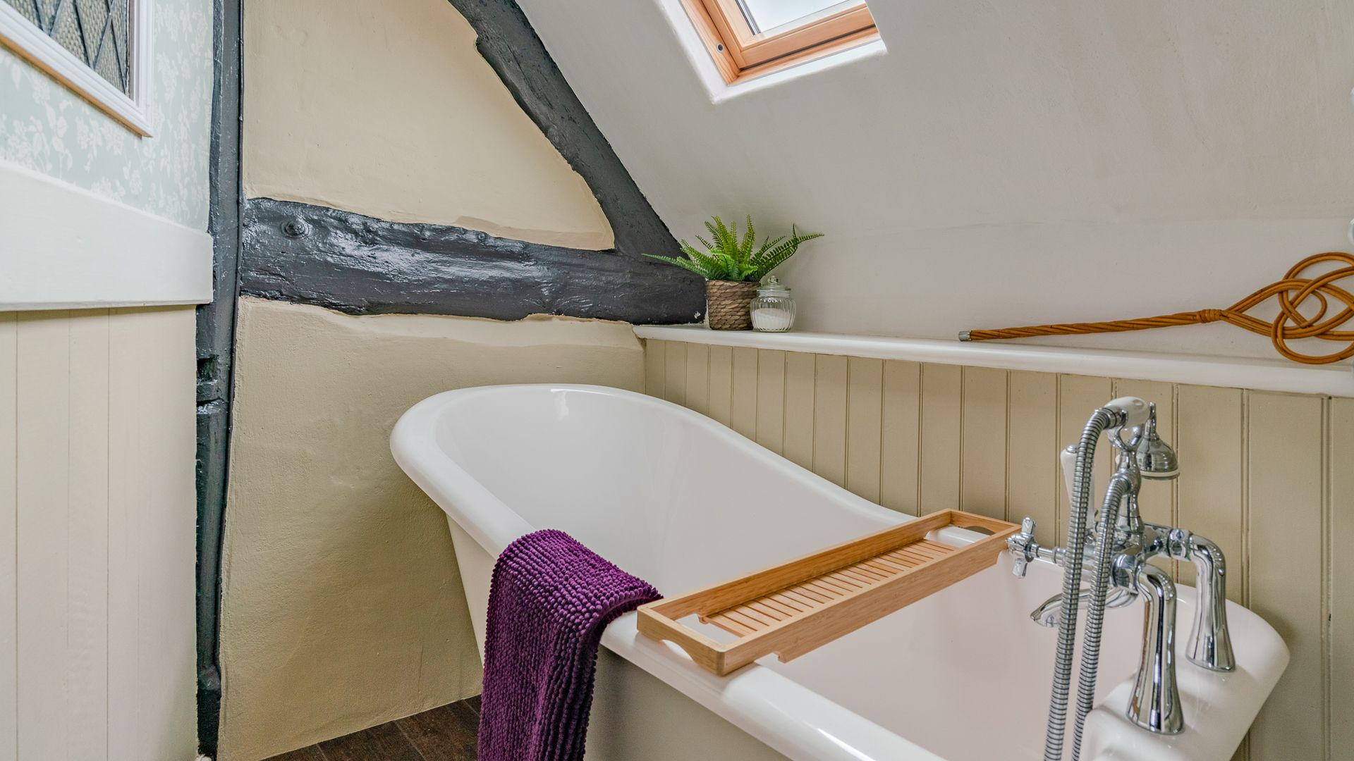 Bathroom, Rose Cottage, Bolthole Retreats