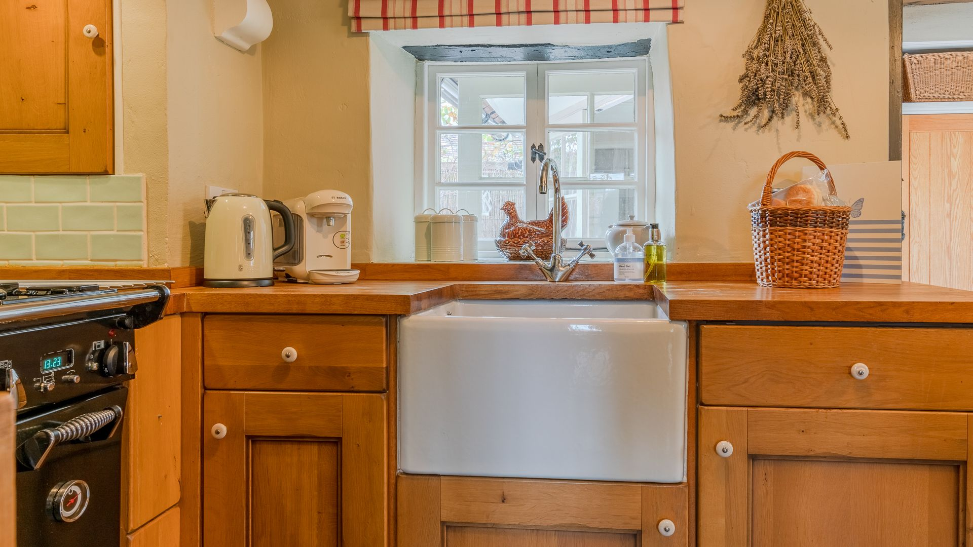 Kitchen, Rose Cottage, Bolthole Retreats