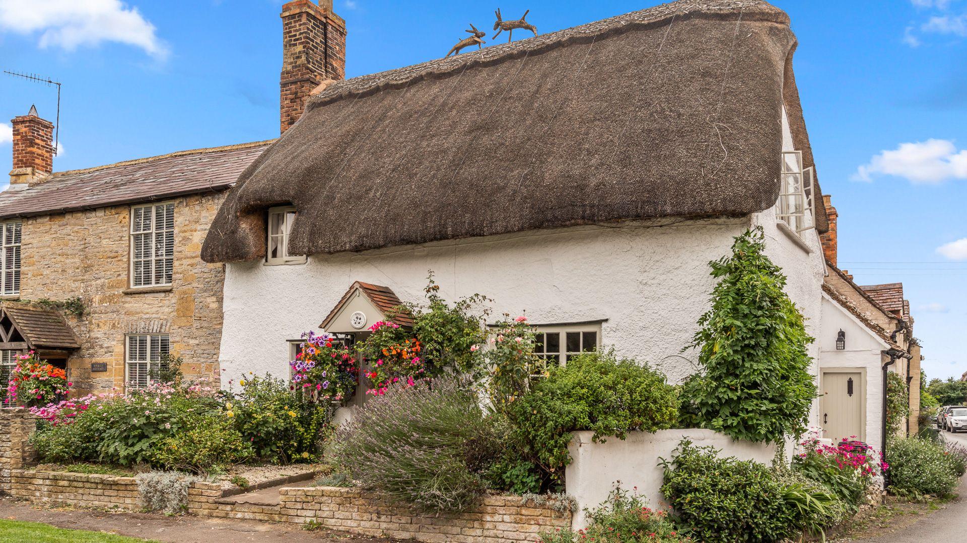 Exterior, Rose Cottage, Bolthole Retreats