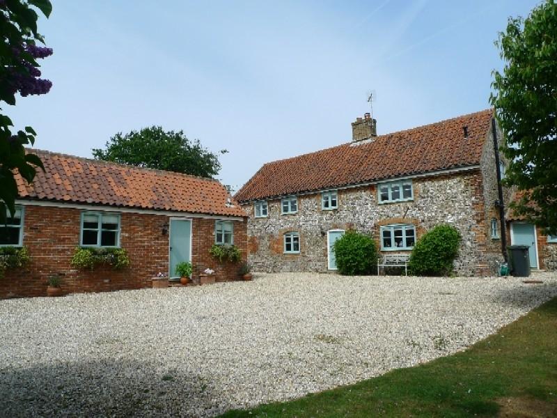 Church Farm Cottage | Front