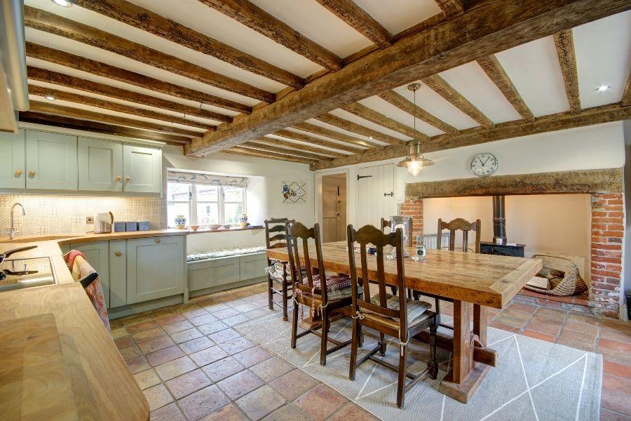 Church Farm Cottage | Kitchen