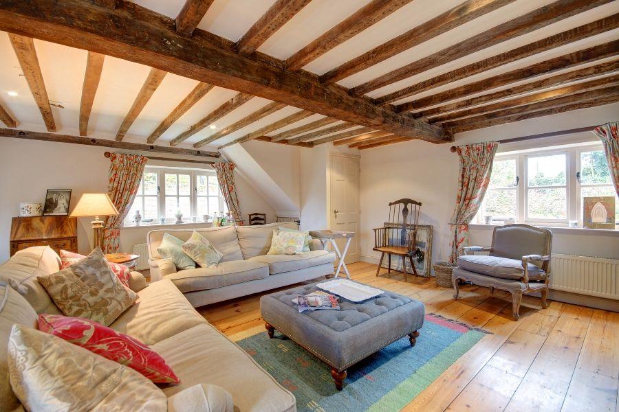 Church Farm Cottage | Sitting room