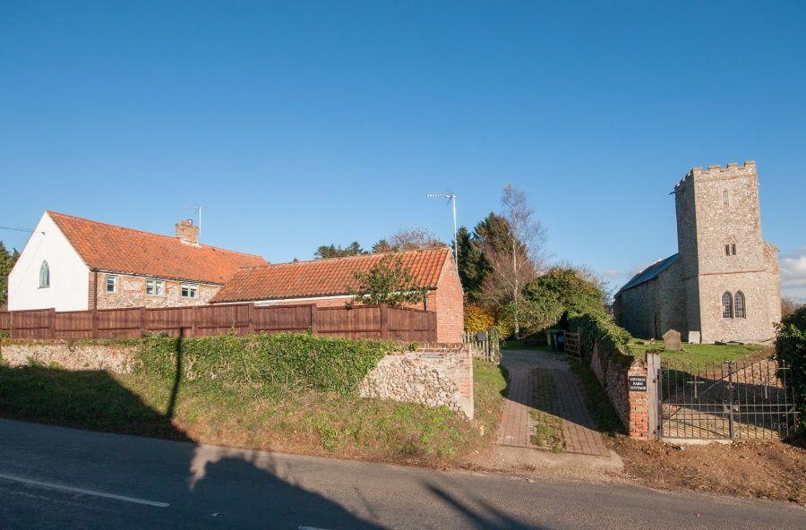 Church Farm Cottage | Outside