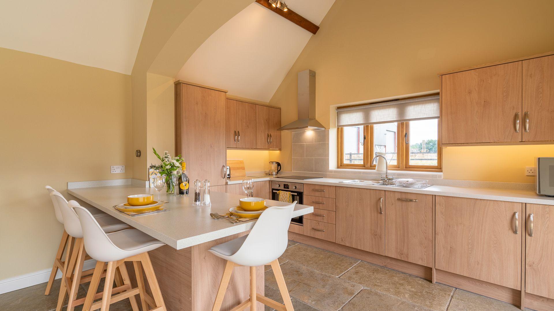 Kitchen/Dining Area, Swifts Retreat, Bolthole Retreats
