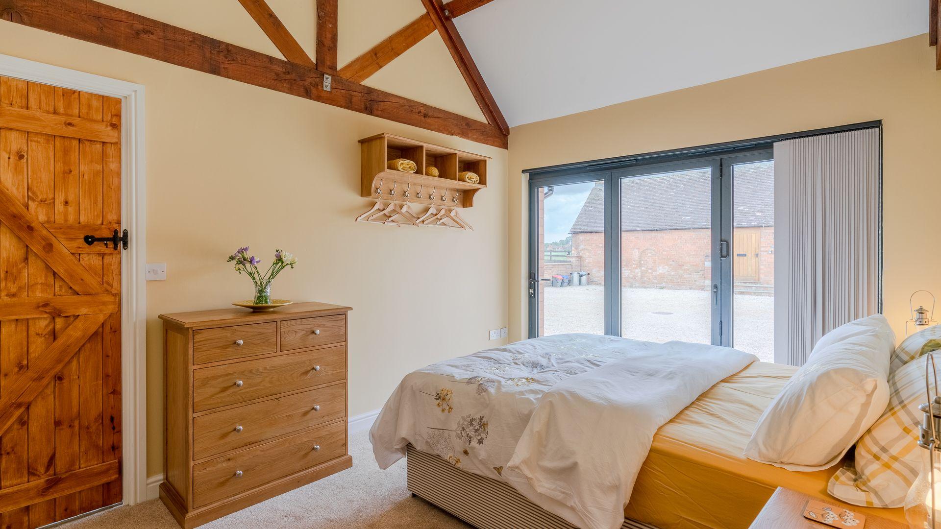 Bedroom, Swifts Retreat, Bolthole Retreats