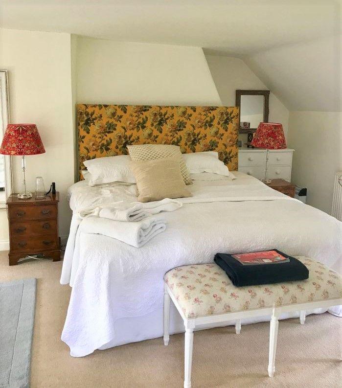 Church Farm Cottage with Studio | Bedroom 1